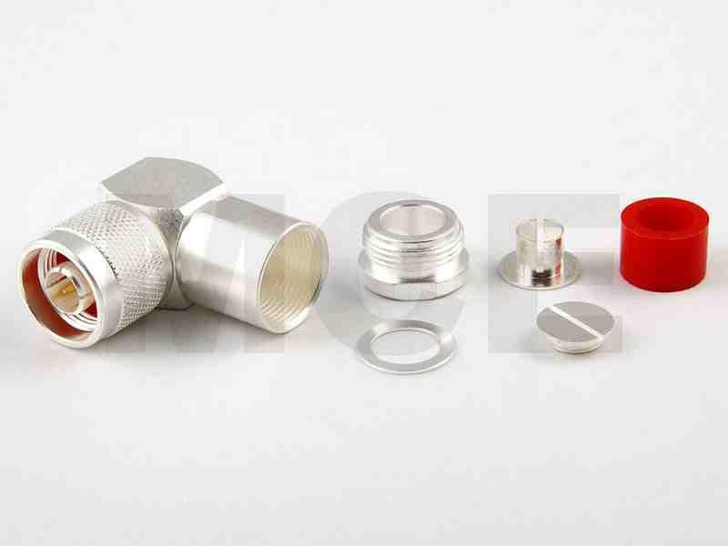 Steckverbinder - Einzelteile - Elektroinstallationen