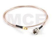 MCX Stecker - F Stecker