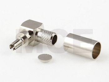 CRC 9 Winkel Stecker für H 155 / CLF 240, Crimp
