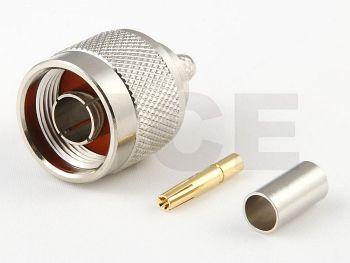 RP N Stecker für H 155 / CLF 240, Crimp