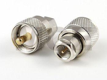 FME Adapter, FME Stecker auf UHF Stecker