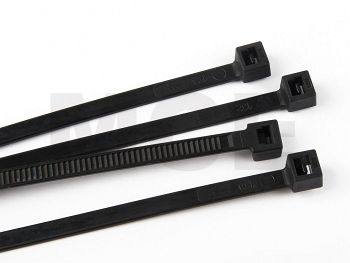 Cable Ties, Black, 12,7 x 729 mm