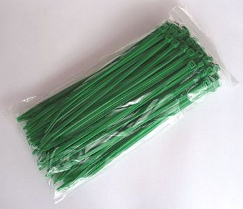 Cable Ties Green 4,8 x 370 mm