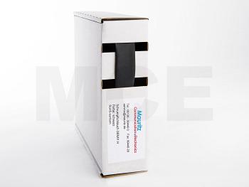 Schrumpfschlauch schwarz 19,0 / 9,5 mm, Box 4,5m DERAY-H