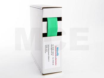 Schrumpfschlauch grün 19,0 / 9,5 mm, Box 4,5m DERAY-H