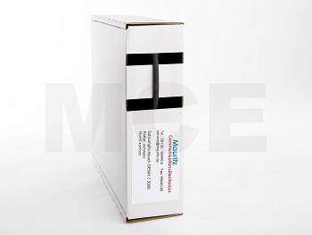 Schrumpfschlauch schwarz 3,2 / 1,0 mm, Box 6m DERAY-I 3000