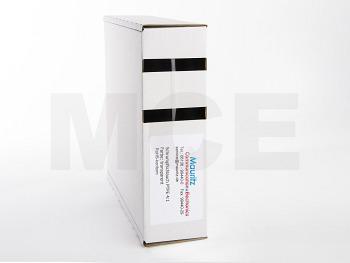 PTFE Schrumpfschlauch transparent, 1,98 / 0,64 mm, Box mit 8m