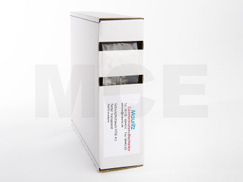 Schrumpfschlauch PTFE transparent 22,23 / 6,20 mm, Box 3m