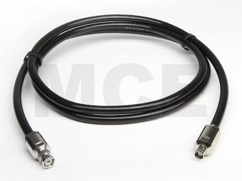 H 2007 Coaxial Cable assembled with BNC Plug Clamp to BNC Jack Clamp, 35m