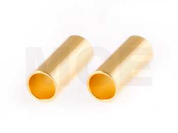 Crimp Ferrule for RG 174, 188, 316, gold