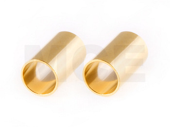 Crimp Ferrule for RG 58, gold