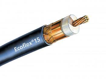 Ecoflex 15 Koaxialkabel 50 Ohm