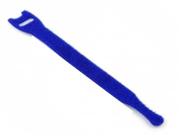 Klett Kabelbinder Blau 150 x 13 mm