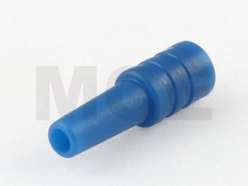 Strain Relief for RG 179, RG 188, RG 316, EF 316, blue