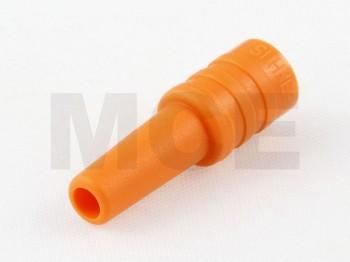 Strain Relief for RG 179, RG 188, RG 316, EF 316, orange