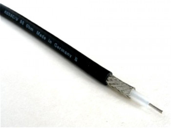 RG 58 C/U - Coaxial Cable 50 Ohm