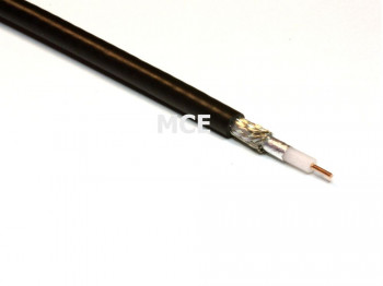 RG 58 Low Loss - Coaxial Cable 50 Ohm