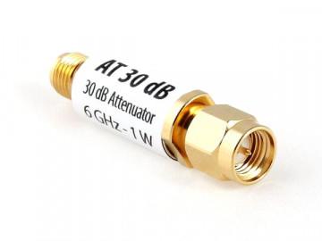 SMA Attenuator 30dB, 1W, DC to 6GHz