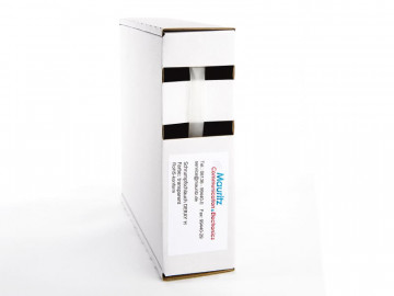 Schrumpfschlauch transparent 9,5 / 4,8 mm, Box 9m DERAY-H