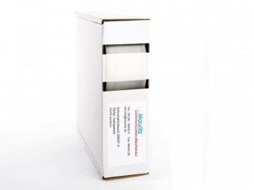 Schrumpfschlauch transparent 25,4 / 12,7 mm, Box 3m DERAY-H