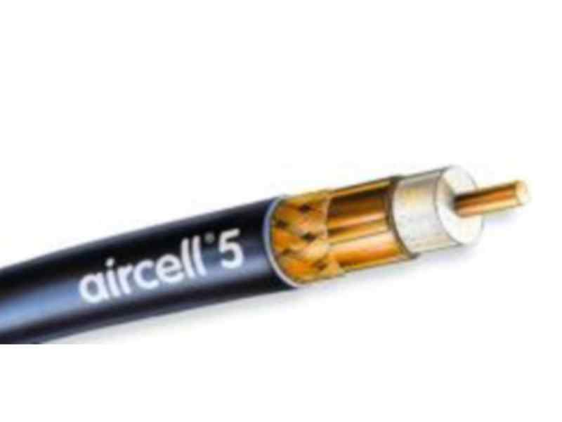 Cable Coaxial 50 Ohms : Aircell coax cable ohm