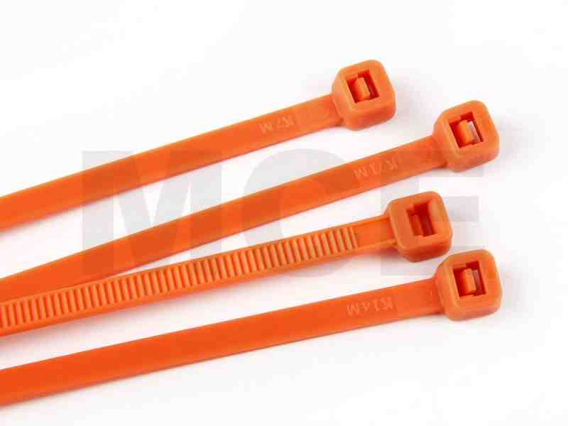Cable Ties Orange