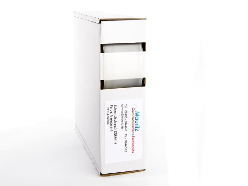 /> 12,7mm Flexibel 3,3m Schrumpfschlauch Box 2:1 25,4