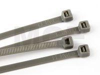 Kabelbinder Silber 4,8 x 300 mm, Beutel mit 100 Stück
