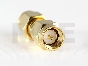 Ecoflex 10 Coaxial Cable assembled with N Female to SMA Male Clamp - Length 12m
