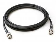 H 155 PE mit BNC Stecker auf BNC Stecker, Länge 3m