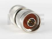 Ecoflex 10 mit N Stecker auf N Stecker, Länge 1m